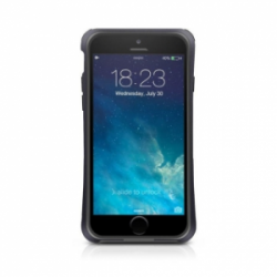 Macally iPhone 6 Metallic IRONP6M-B Black