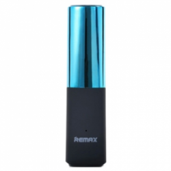 Remax Lipstick Power Bank 2400 mAh Blue