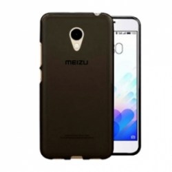 Original Silicon Case for Meizu M3 Black