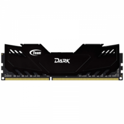 Память Team Xtreem Dark Black 1x8Gb DDR3 1600Mhz (TDKED38G1600HC901)