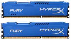 Память Kingston HyperX FURY Blue 2x8Gb DDR3 1866Mhz (HX318C10FK2/16)